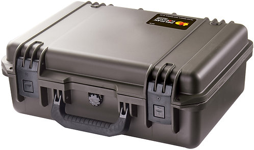 Pelican Storm iM2300 Black Case with Padded Dividers