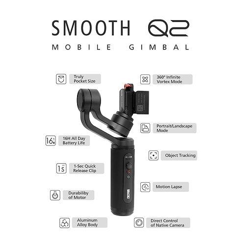 Zhiyun-Tech Smooth-Q2 Gimbal Stabilizer