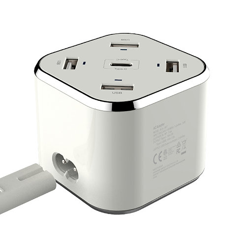 Huntkey SCA-507 SmartC USB Charging Station