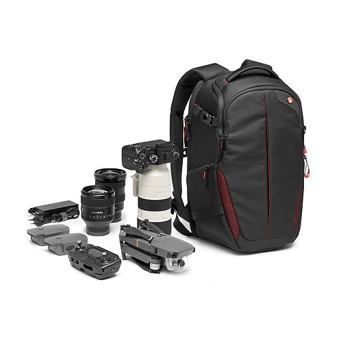 Manfrotto MB PL-BP-R-110 Pro Light Backpack RedBee-110