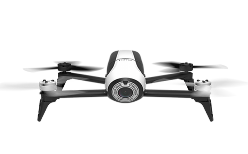Parrot Bebop 2 Drone (Drone only) - White