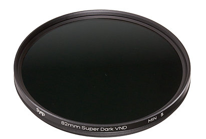 Syrp Large Super Dark Variable ND Filter Kit