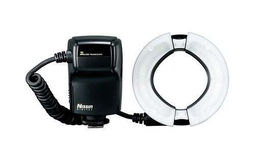 Nissin MF-18 Macro Rong Flash for Nikon & Canon