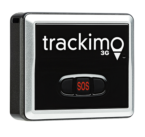 Trackimo Universal 3G GPS Tracker with 12 months subscription