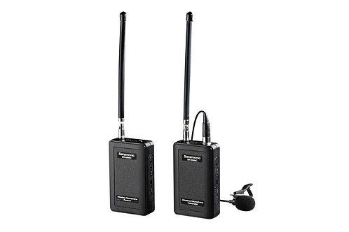 Saramonic SR-WM4C 4-Channel VHF Wireless Microphone System