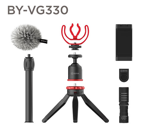 Boya BY-VG330 Universal Smartphone Video Kit