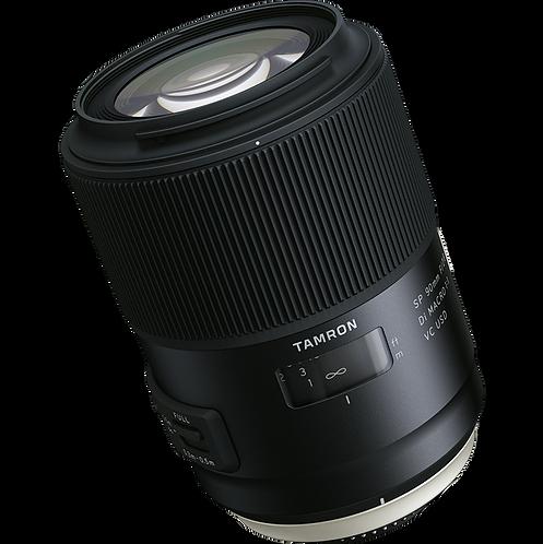 Tamron F017 SP 90mm f/2.8 Macro 1:1 Di VC USD Lens for Canon / Nikon / Sony