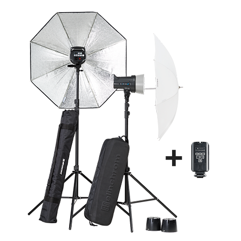 Elinchrom 20838.2 D-Lite RX 2/2 Umbrella To Go