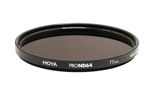 Hoya PRO ND64 Filter 77mm