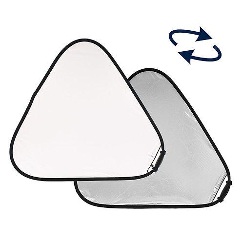 Lastolite 3731 Large TriGrip Reflector Silver/White 120cm