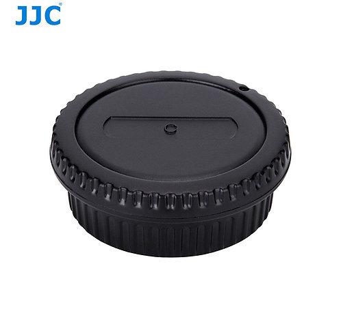 JJC Rear Lens Cap & Camera Body Cap (Canon / Nikon / Fuji-x)