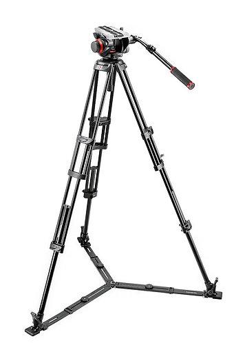 Manfrotto Video Kit 504HD Head + 546GB Tripod + 100PN Bag