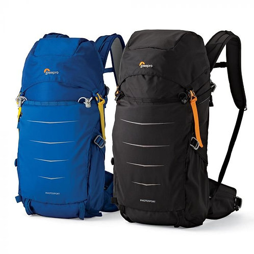 Lowepro Photo Sport BP 200 AW II Black / Horizon Blue