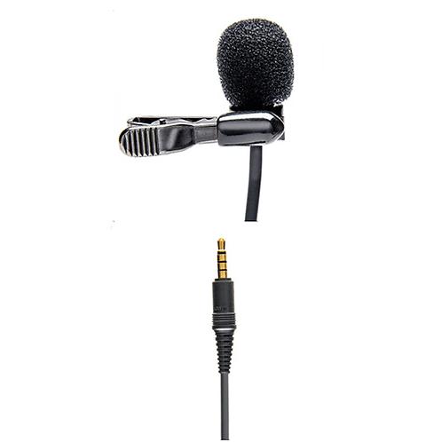 AZDEN EX-503I STUDIO PRO LAVALIER / LAPEL MICROPHONE