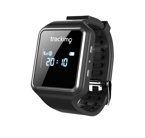Trackimo Watch 3G GPS Tracker with 12 months subscription