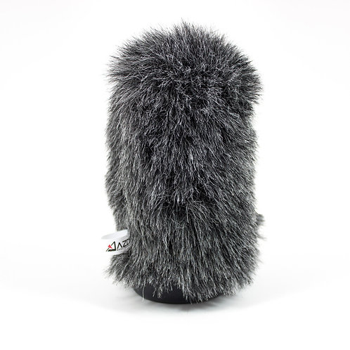 AZDEN SWS-100 FAUX FURRY WINDSHIELD COVER