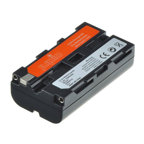 Jupio Battery for Sony NP-F550 2350mAh