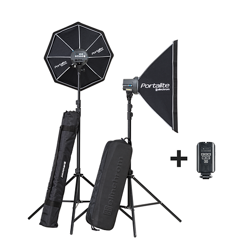 Elinchrom 20847.2 D-Lite RX ONE Softbox To Go