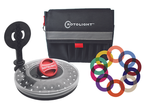 Rotolight RL48 LED | Creative Colour Kit