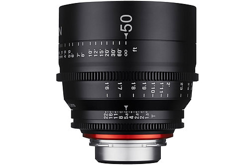 Samyang XEEN 50mm T1.5 Pro Cine Lens for Canon (Feet)