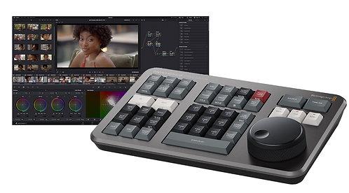 DaVinci Resolve Studio 17 Editing Software Licence + Speed Editor Keyboard