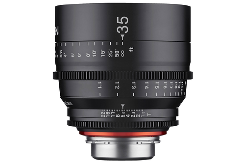 Samyang XEEN 35mm T1.5 Pro Cine Lens for Canon (Feet)