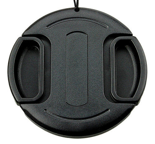 JJC Front Lens Cap (Select Size)