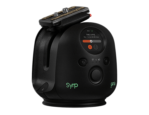 Syrp Genie II Pan Tilt | Motion Control System