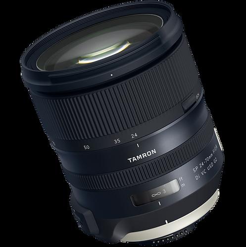 Tamron A032 SP 24-70mm f/2.8 Di VC USD G2 Lens for Canon / Nikon