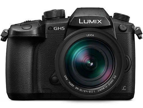 LUMIX® Digital Single Lens Mirrorless Camera with Leica 12-60mm F2.8-4 Lens