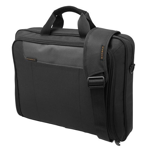 "Everki Advance 16"" Laptop / Notebook Briefcase (bag) - Charcoal"