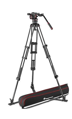 Manfrotto MVKN8TWINGC Video Kit Nitrotech N8 + CF Twin Leg GS Tripod + Bag