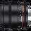 Thumbnail: Samyang 85mm T1.5 VDSLR AS IF UMC II Lens for Canon