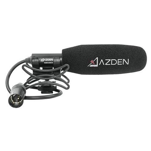 AZDEN SGM-250CX PROFESSIONAL COMPACT CINE MICROPHONE