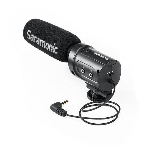 Saramonic SR-M3 On-Camera Shotgun Microphone