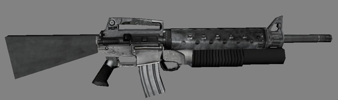M16A2M203