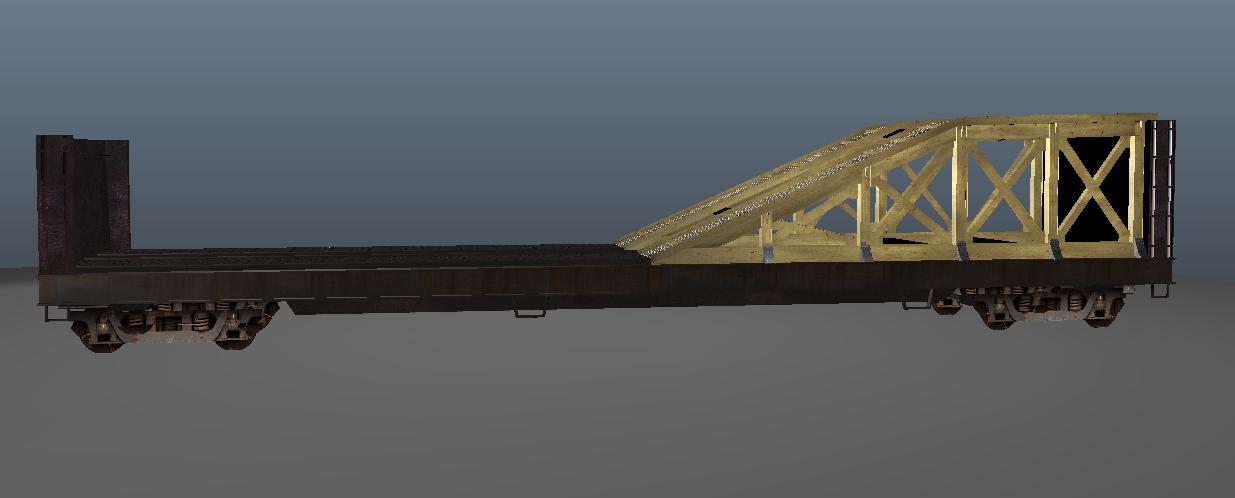 CSX_Flatbed_Railcar1