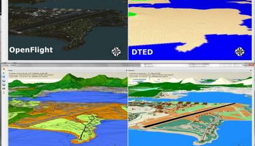GIS_Modeling_and_Geospatial_terrain_Solu
