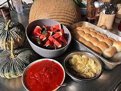 Food at Thai Panacea