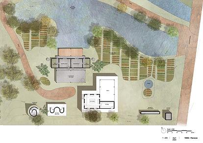 Thai Panacea site plan