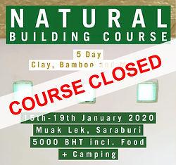 Natural Building Course