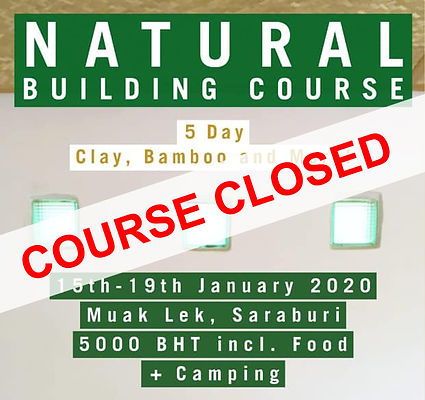 Natural Building Course