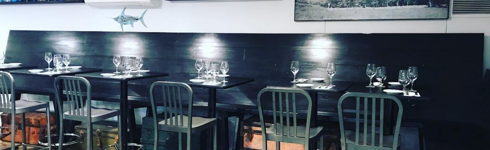 Dining Room, bench seating