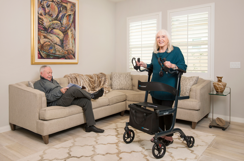 Rediscover walking ease, comfort and freedom with the new UPWalker Lite!