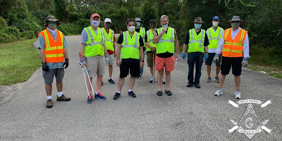 Street Cleanup (RSVP)