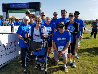 UPWalker Brings Walking Independence and Joy to Parkinson's 5K Event