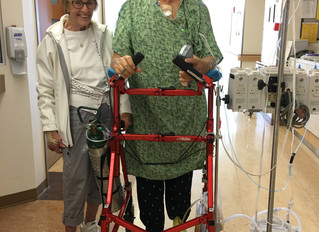 How I Walked Day One After Heart Surgery