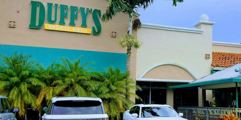 Dinner at Duffy's