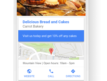 Attract Local Clients With Google's New Local Ad Format