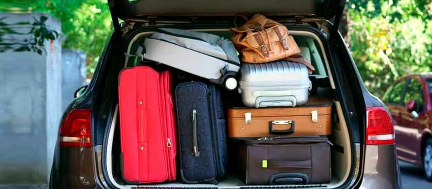 As multas mais comuns durante a viagem de férias